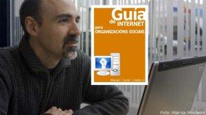 Cabeceira do proxecto GIOS en Verkami: Guía de Internet para as Organizacións Sociais